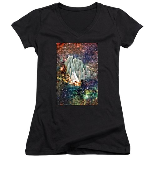 The Vast Universe Women's V-Neck