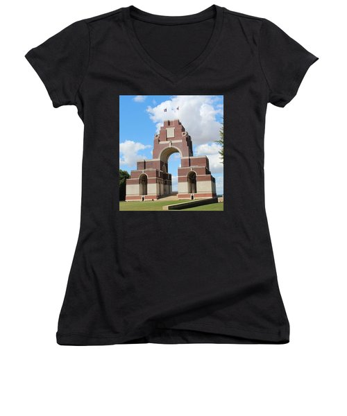 Thiepval Women's V-Neck