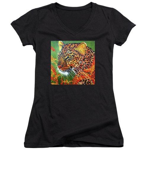 Tommy Women's V-Neck T-Shirt