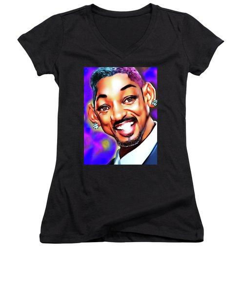 Too Fresh Women's V-Neck T-Shirt