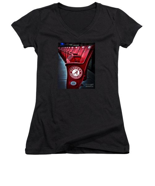 Tradition Women's V-Neck (Athletic Fit)
