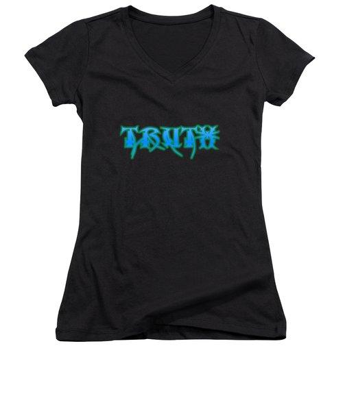 Truth Women's V-Neck