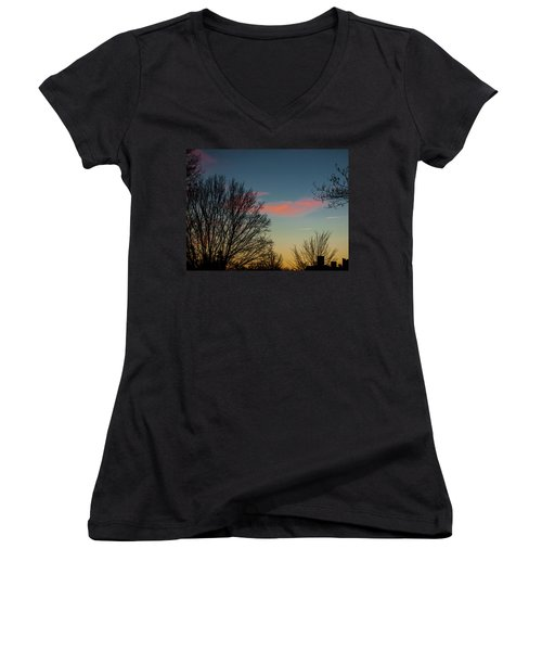 Two Planes Women's V-Neck (Athletic Fit)