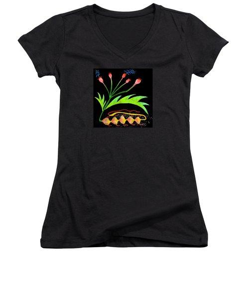 Unreal Women's V-Neck T-Shirt