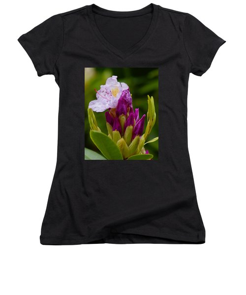 Unveiling Of Inner Self Women's V-Neck