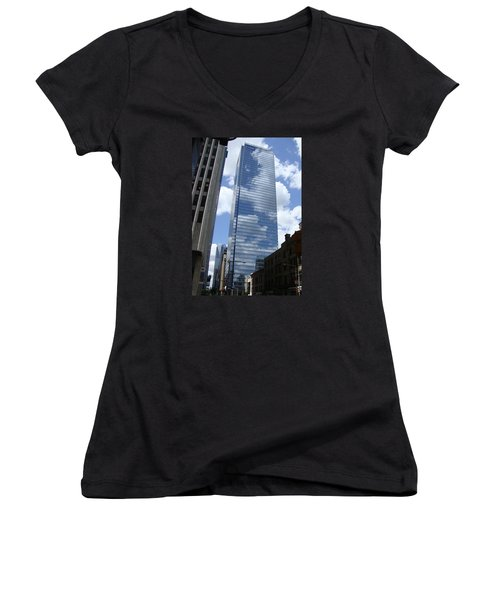 Skyway Women's V-Neck T-Shirt