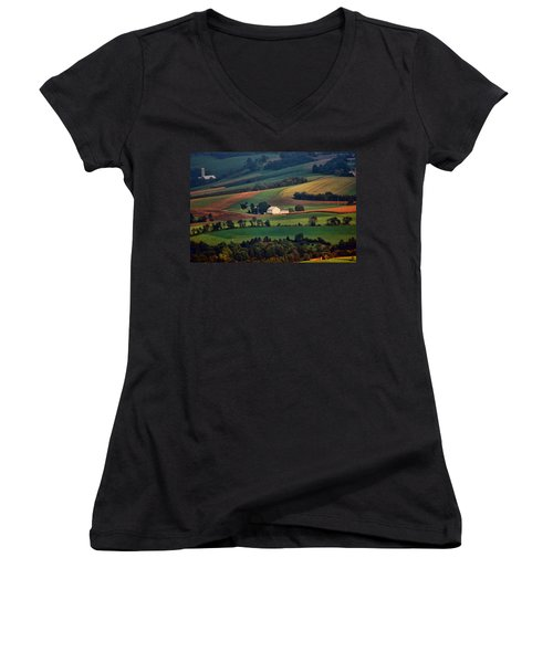 Valley Women's V-Neck