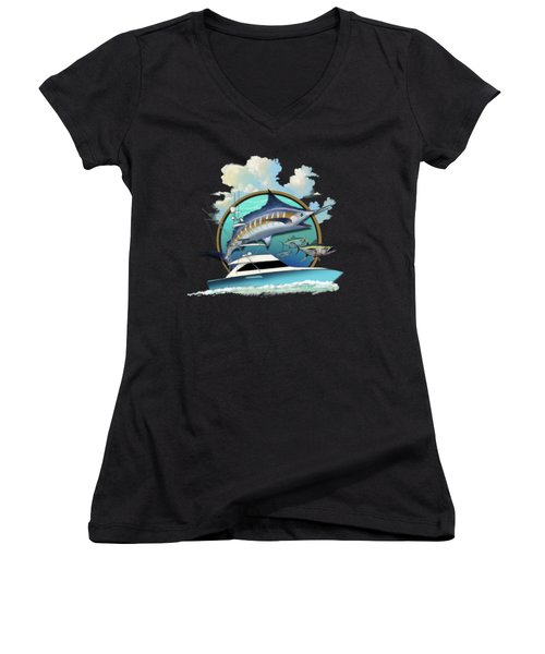 Viking Cruiser Women's V-Neck