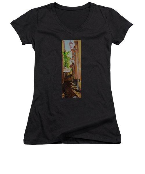 Ville Franche 11 Women's V-Neck T-Shirt