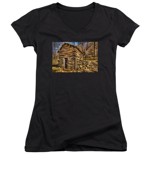 Water Shed Women's V-Neck