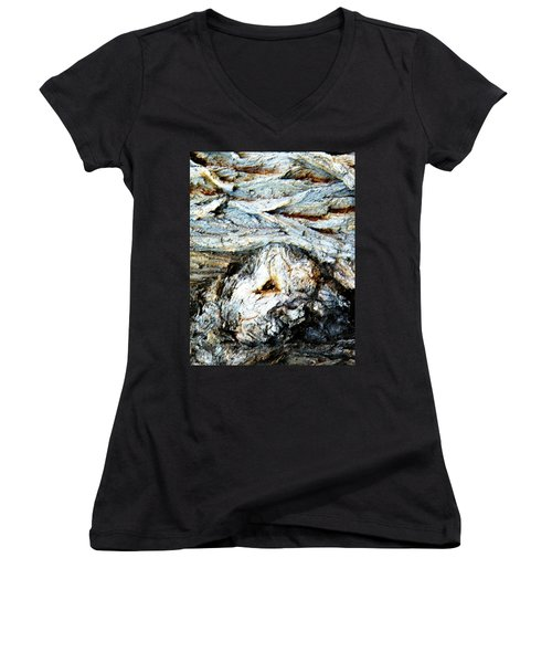 Waves Are My Blanket Women's V-Neck (Athletic Fit)