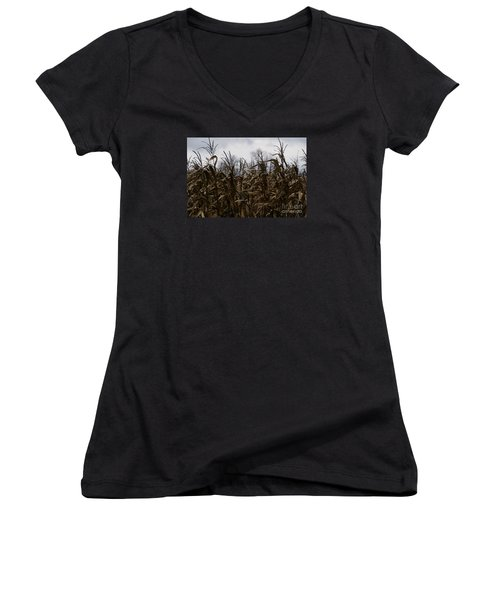 Wind Blown Women's V-Neck (Athletic Fit)