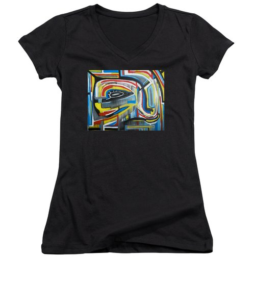 Wired Dreams  Women's V-Neck