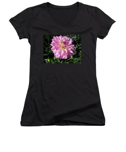 Young Lady Women's V-Neck T-Shirt