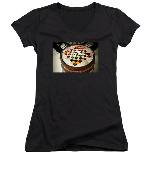Your Move Women's V-Neck (Athletic Fit)