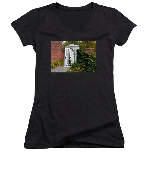 Your Next Chapter Women's V-Neck