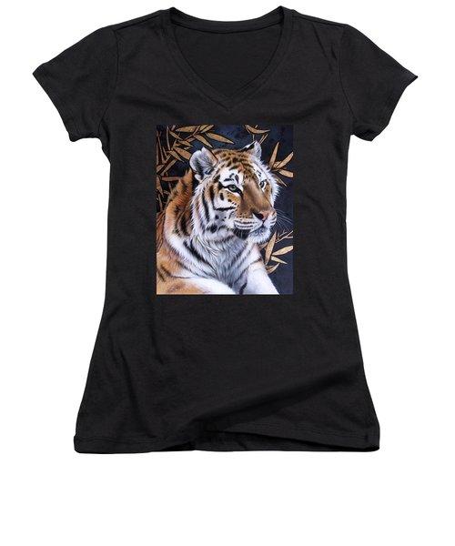 Zen Too Women's V-Neck T-Shirt