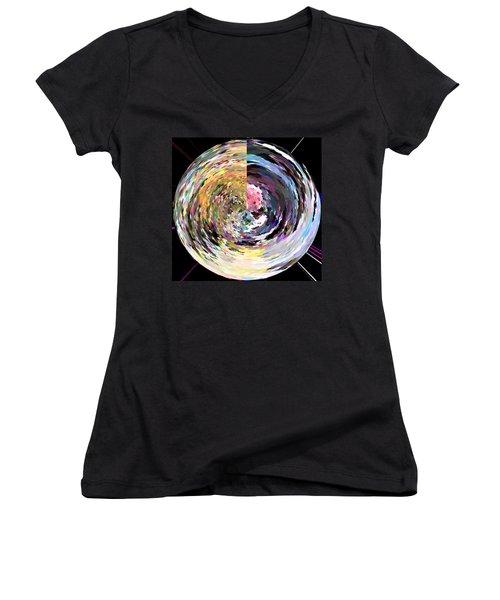 Zing Women's V-Neck T-Shirt (Junior Cut)