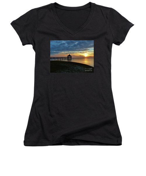 A Sense Of Place Women's V-Neck