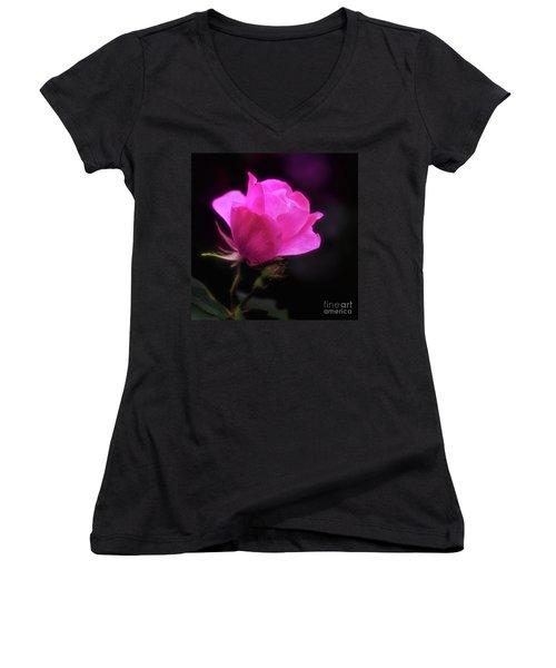 Anniversary Rose Women's V-Neck