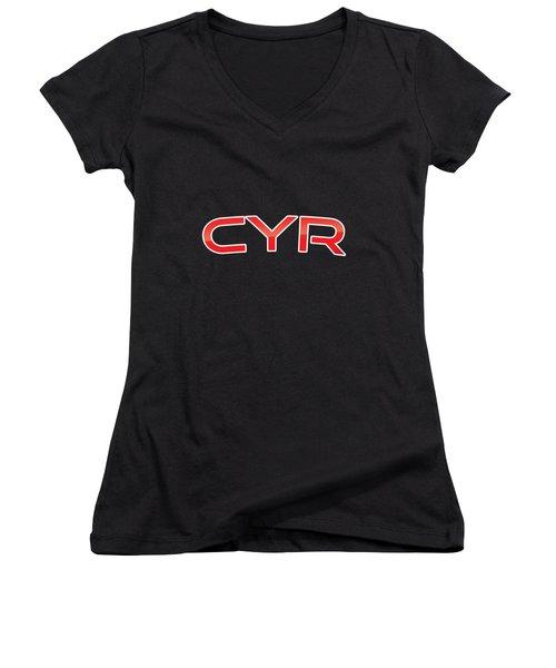 Cyr Women's V-Neck