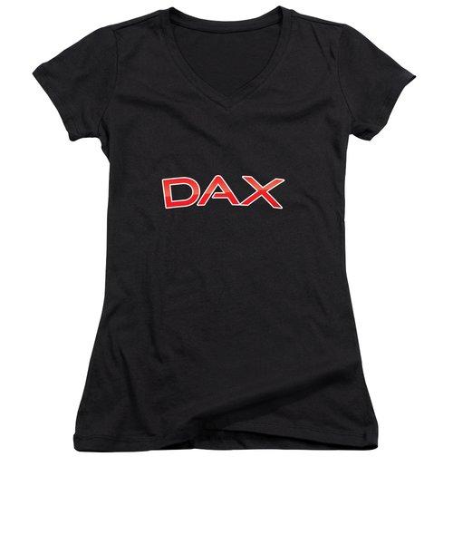 Dax Women's V-Neck