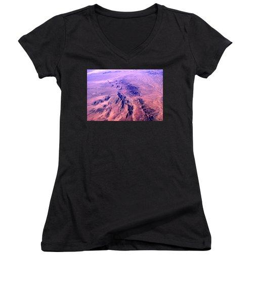 Desert Of Arizona Women's V-Neck