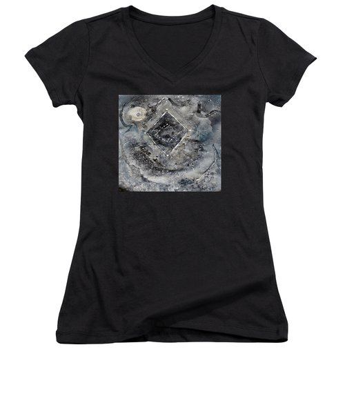 Diamond Apparition  Women's V-Neck