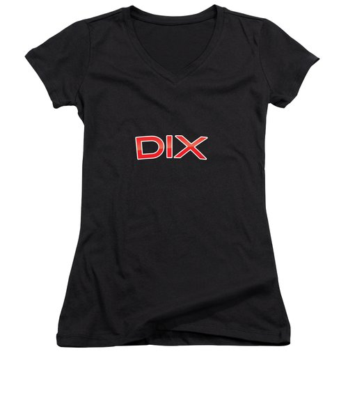 Dix Women's V-Neck