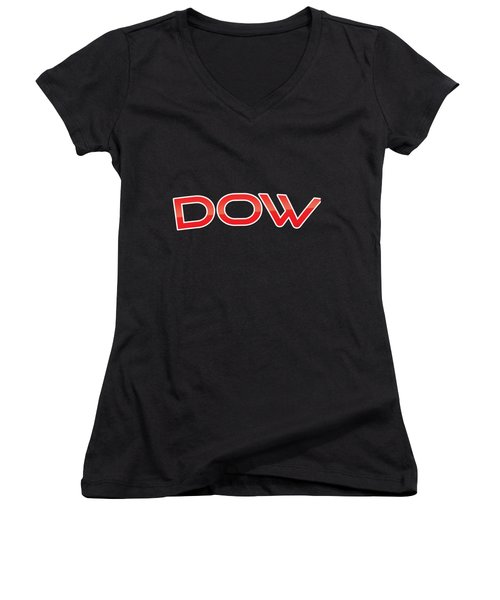 Dow Women's V-Neck