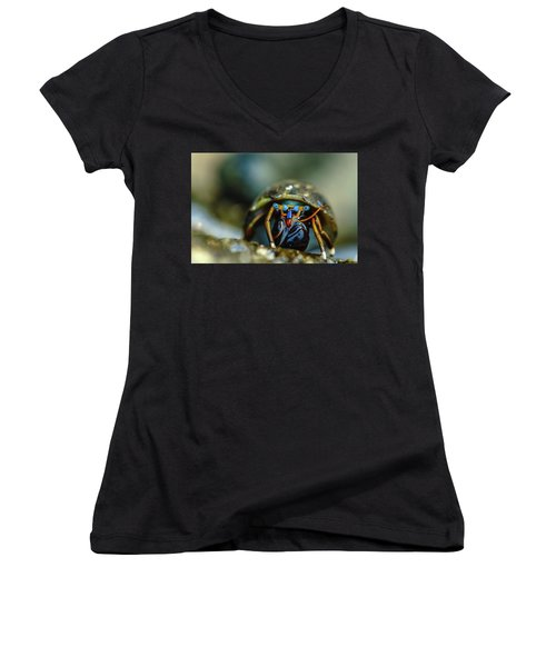 Eye To Eye Women's V-Neck
