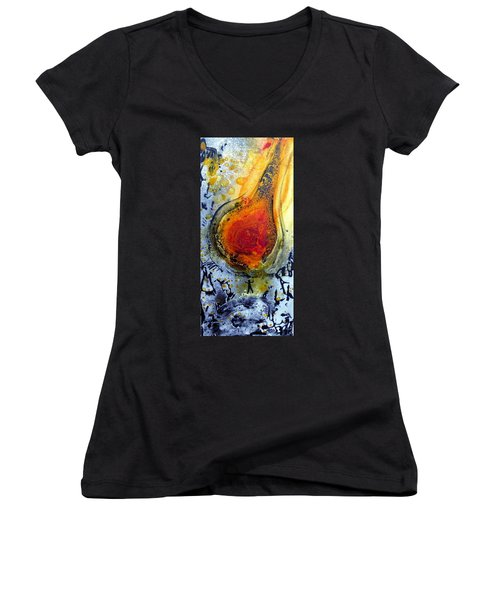 Fireball Women's V-Neck