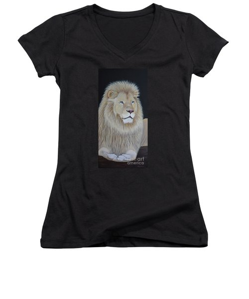 Gentle Paws Women's V-Neck