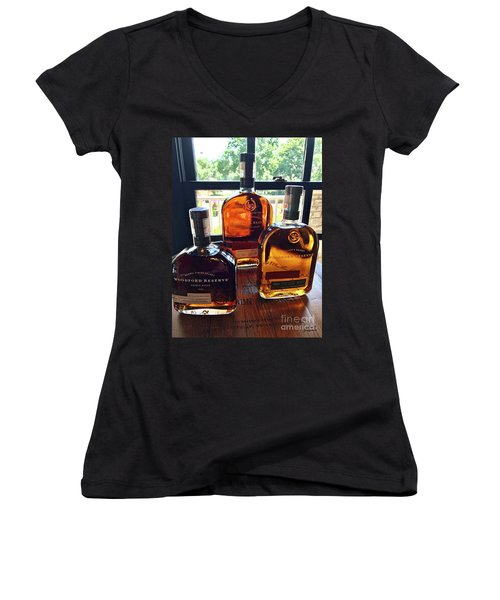 Golden Bourbon Women's V-Neck