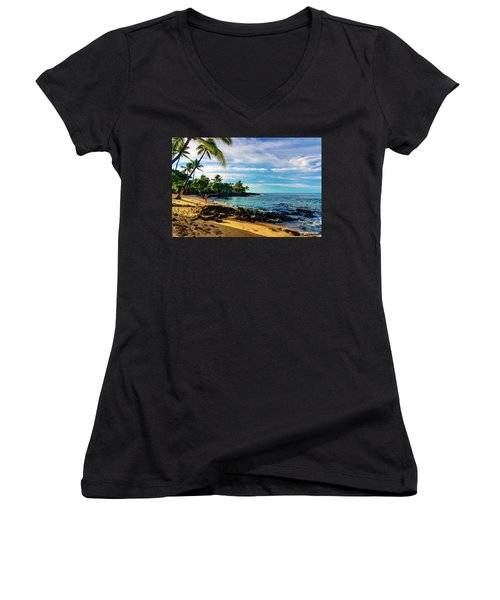 Honl Beach Women's V-Neck