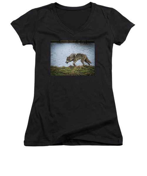Hunting Women's V-Neck