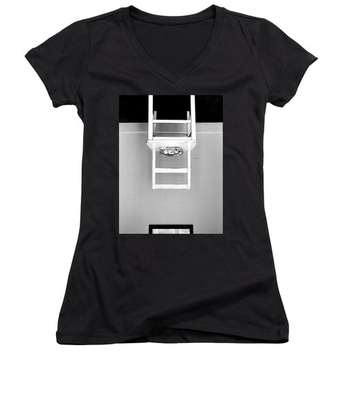 Attraction / The Chair Project Women's V-Neck