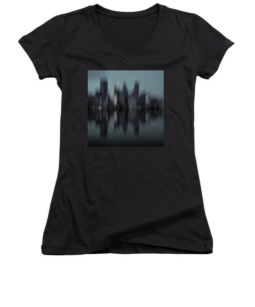 Minneapolis 1 Women's V-Neck