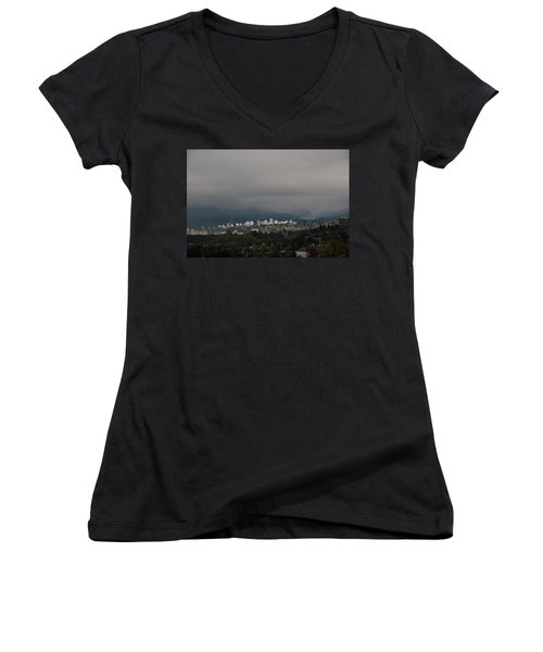 North Vancouver Women's V-Neck
