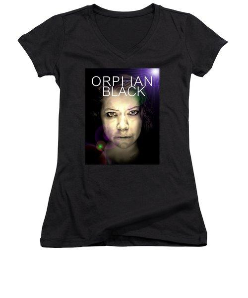 Orphan Black Women's V-Neck