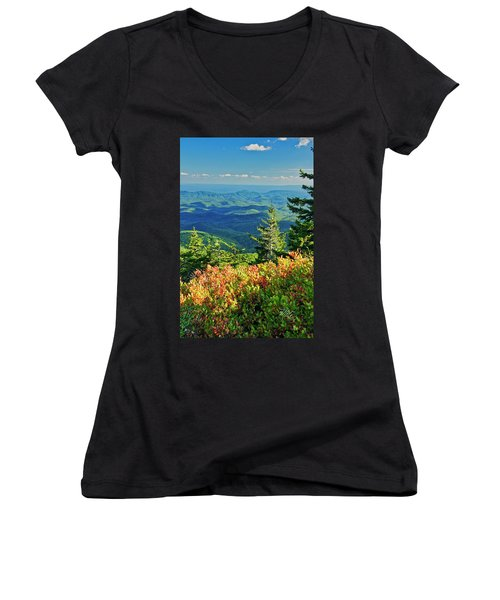 Parkway Tree Women's V-Neck