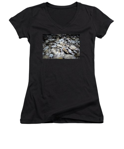 Seashells Women's V-Neck