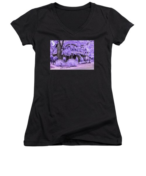 Third And D Women's V-Neck