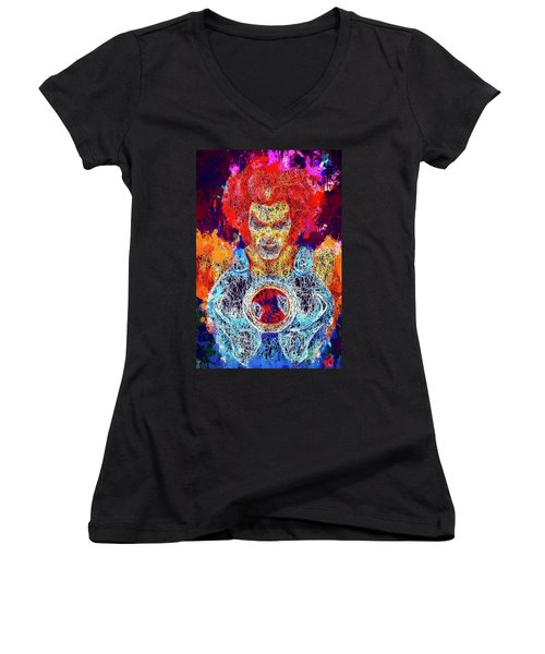 Thundercats Women's V-Neck
