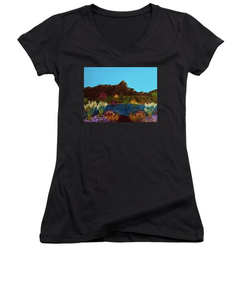 Truth Or Consequences Too Women's V-Neck
