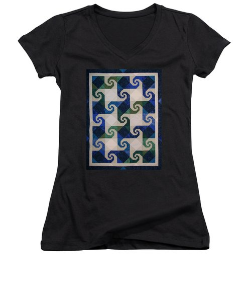 Virginia Reel Women's V-Neck