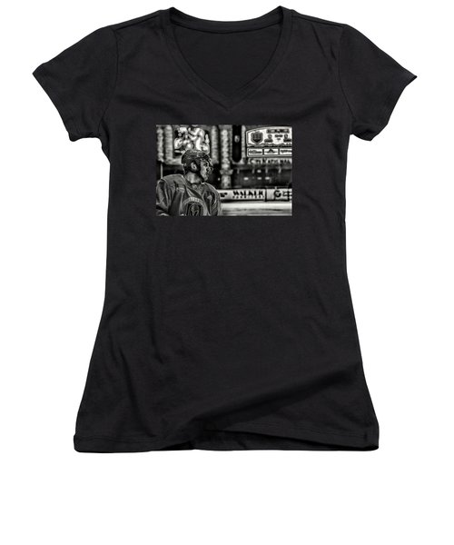 Welcome To Impossible Women's V-Neck