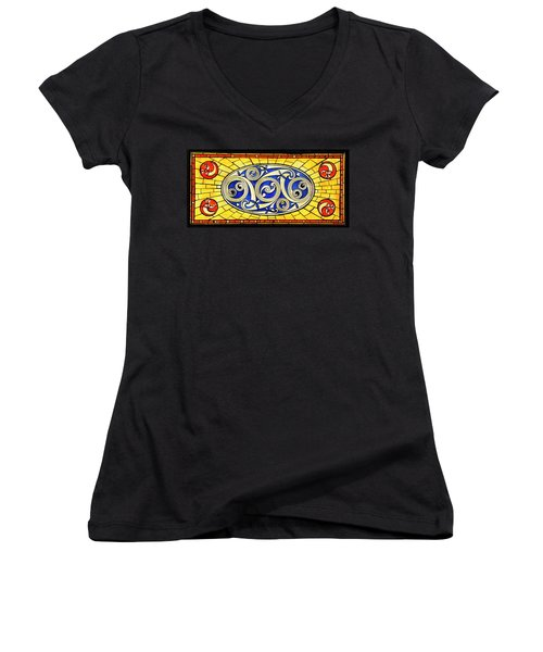 Yellow Brick World Women's V-Neck