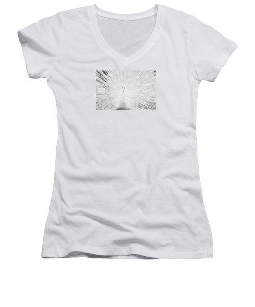 Hypnotic Power Women's V-Neck T-Shirt