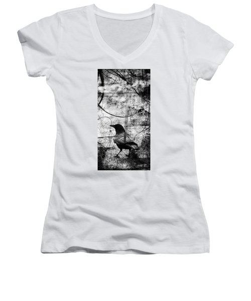 Last Call  Women's V-Neck T-Shirt